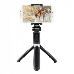 Hama Selfie stick ze statywem Funstand 57 BT czarny