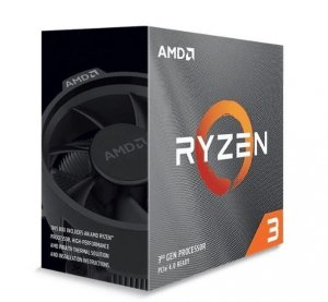 AMD Procesor Ryzen 3 3100 3,9GHz 100-100000284BOX
