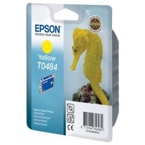Epson Tusz Stylus Photo R200 T0484 Yellow, 13ml