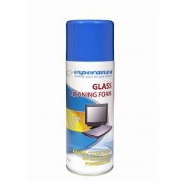 Esperanza ES102 zestaw do czyszczenia urządzeń Spray do czyszczenia urządzeń Obiektyw/Szkło 400 ml