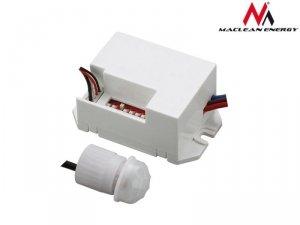 Maclean Czujnik ruchu pir z zew sensorem 800W 360s MCE32