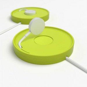 BlueLounge Kosta stojak Apple Watch zielony