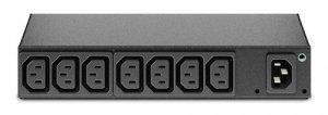 APC !AP6015A Rack PDU Basic 0/1U 10A 8xC13