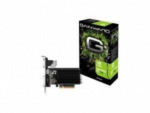 Gainward GeForce GT 710 SilentFX 2GB DDR3 64BIT HDMI/DVI/VGA