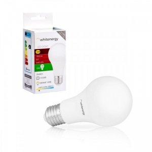 Whitenergy Żarówka LED A60 E27 12W 1055lm ciepła biała mleczna