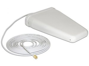 Delock Antena 8-9 dBi 2.4Ghz GSM/LTE/UMTS/Bluetooth/ZigBee/DECT/Z-Wave  kabel 3m zewnętrzna