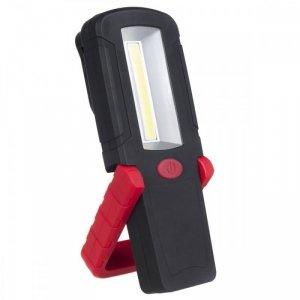 Maclean Lampa warsztatowa COB LED Magnes, Hak MCE221