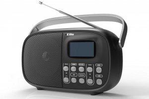Eltra Radio NADIA PLL czarny