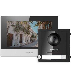 Hikvision Zestaw wideodomofonu IP DS-KIS602