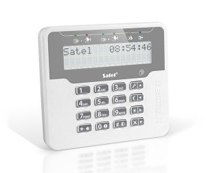 Satel Manipulator LCD VERSA-LCDR-WH