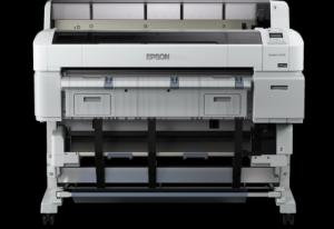 Ploter Epson SC-T5200D-PS 36'' A0 2-rolki