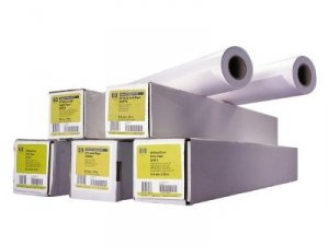 Papier powlekany HP Cockle-free (914mm x 45,7m) - CG884A