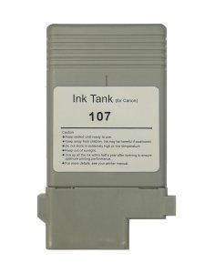 Tusz zamiennik Yvesso do CANON PFI-107MBK 130 ml mattblack do IPF670/680/685/770/780/785
