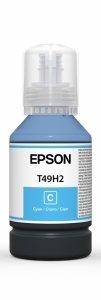 Tusz EPSON T49H2 (140ml) - błekitny dla SC-T3100X