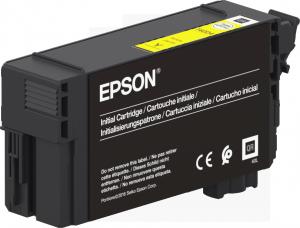 Wkład atramentowy EPSON UltraChrome XD2 T40C440 (26ml) - żółty