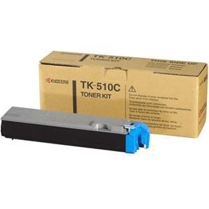 Toner KYOCERA TK-510C cyan do FS C5020N/C5025N/C5030N