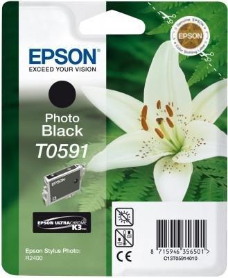Wkład photo black do Epson Stylus Photo R2400 T0591