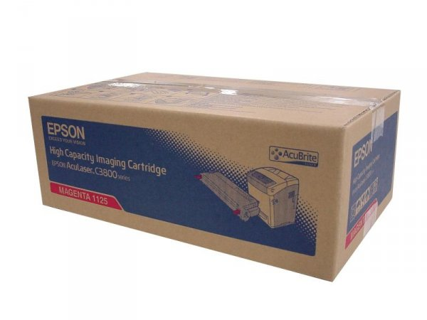 Toner magenta o wys.wyd. do Epson Aculaser C3800N/DN/DTN; wyd. do 9000 str.