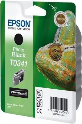 Atrament do Epson Stylus Photo 2100 - czarny T0341