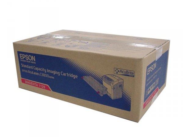 Toner magenta do Epson Aculaser C3800N/DN/DTN; wyd. do 5000 str.