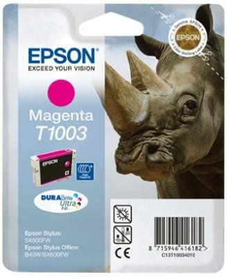 Tusz (Ink) T1003 magenta (11.1ml) do Epson Stylus Office B40W/BX600FW; Stylus 600FW