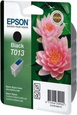 Wkład czarny do Epson Stylus Color 480/580/C20SX/C40UX T013