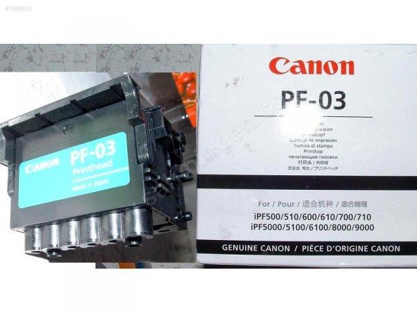 Głowica Canon PF-03 CF2251B001AA GWARANCJA POINSTALACYJNA 1 ROK