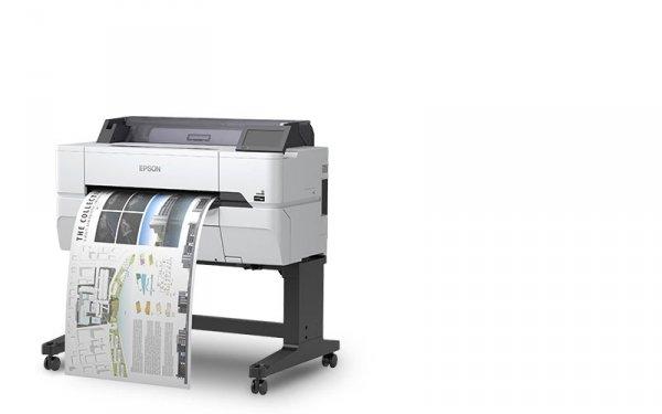 Ploter Epson SureColor SC-T3405 C11CJ55301A0 Wireless Printer - z podstawą - 2 lata Gwarancji !