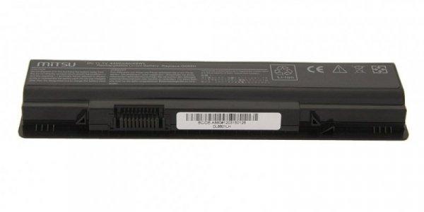 Mitsu Bateria do Dell Vostro A860, Inspiron 1410 4400 mAh (49 Wh) 10.8 - 11.1 Volt