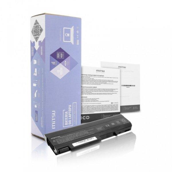 Mitsu Bateria do HP 6530b, 6735b, 6930p 6600 mAh (73 Wh) 10.8 - 11.1 Volt