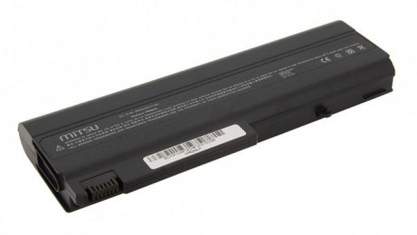 Mitsu Bateria do HP nc6100, nx6120 6600 mAh (71 Wh) 10.8 - 11.1 Volt