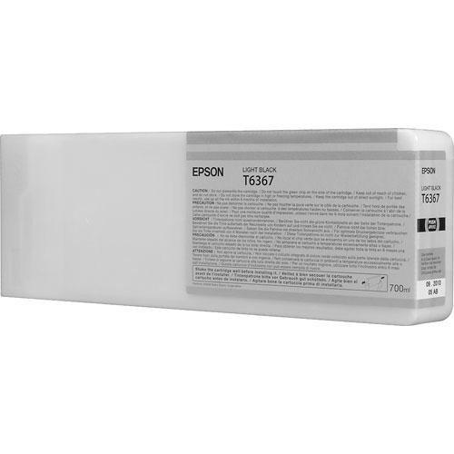 Epson tusz LIGHT BLACK 7900/9900/9890 700ml C13T636700