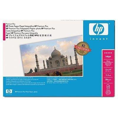 Papier HP Premium Plus Photo Gloss Photo (610mm x 15,2m) - Q5488A