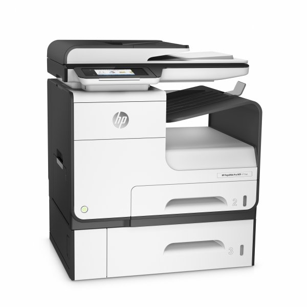 Umowa serwisowa na HP PageWide Pro 477dwt Multifunction Printer and Tray (W2Z53B)
