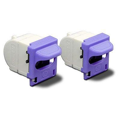 Kaseta ze zszywkami HP (pakiet, 2 kasety po 1500 zszywek kazda) Q7432A