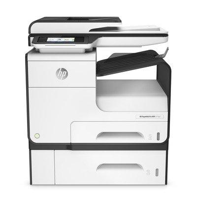 Umowa serwisowa na HP PageWide Pro 477dwt Multifunction Printer and Tray (W2Z53B)