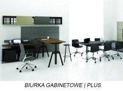 BIURKA GABINETOWE | PLUS