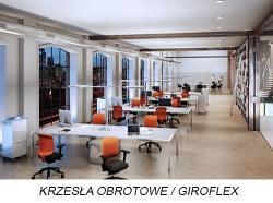 KRZESŁA OBROTOWE | GIROFLEX