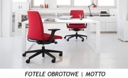 FOTELE OBROTOWE | MOTTO