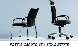 FOTELE OBROTOWE | SITAG ESTATE