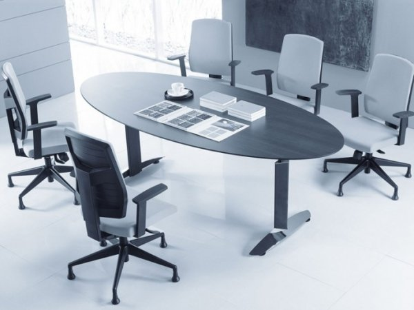 Raya 23SL chrom P45PP fotel biurowy obrotowy krzesło obrotowe biurowe PROFIM Biurokoncept