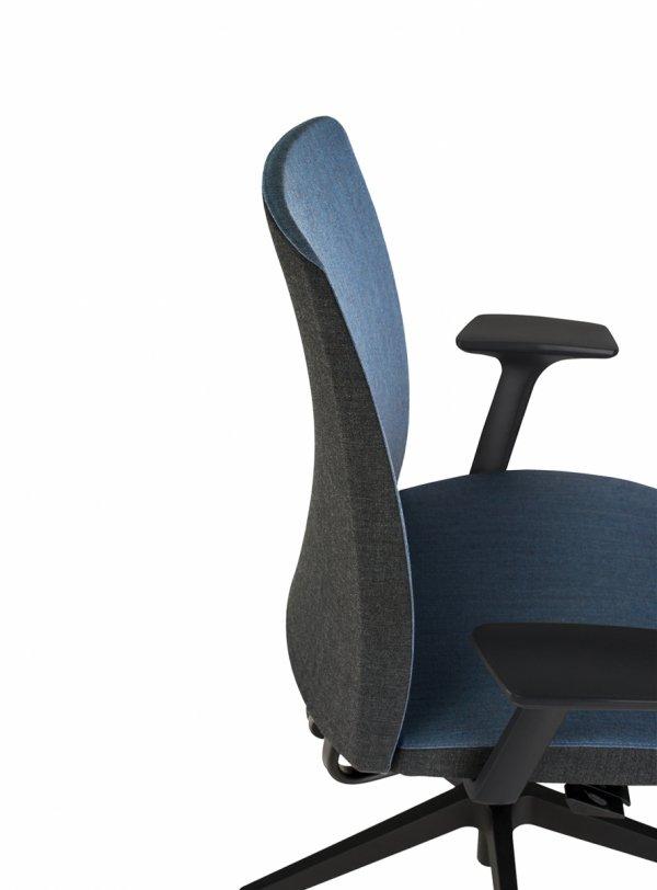 fotel biurowy obrotowy Motto 10SFL Profim Biurokoncept