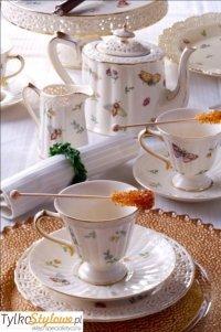 Villa Italia Leda - Spodek pod filiżankę do herbaty ORYGINALNY