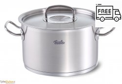 Fissler-Garnek wysoki 6,3l 24cm Original Profi Collection®