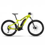 Rower elektryczny Haibike SDURO HardSeven 7.0 27,5 limetkowo-antracytowo-pomarańczowy mat