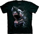 KOSZULKA T-SHIRT THE MOUNTAIN BREAKTHROUGH SHARK 10-1733
