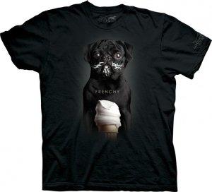 T-Shirt - Koszulka Frenchie The Mountain Evolution 12-7609