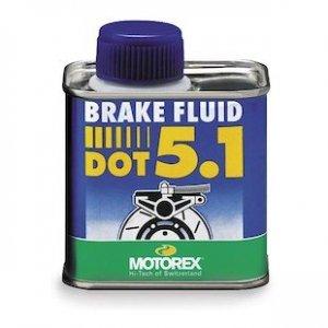 Płyn hamulcowy Motorex DOT 5.1 250ml