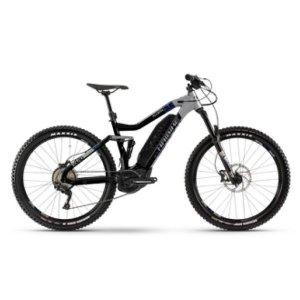 Rower Elektryczny Haibike XDURO ALLMTN 2.5 Special Czarny Szary Niebieski