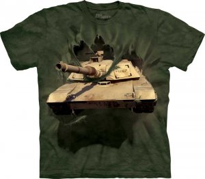 T-SHIRT THE MOUNTAIN ABRAMS TANK 10-8261